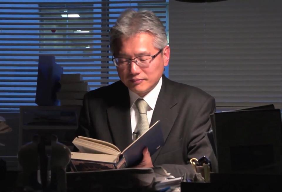 Profesor Okuda Islam Adalah Hadiah Terbesar Dari Allah Dalam Hidup Saya Indahnya Islam