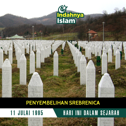 11 Julai 1995: Penyembelihan Srebrenica
