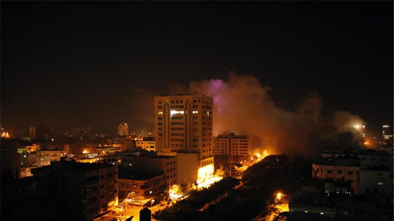 Israel lancar peluru berpandu ke Semenanjung Gaza
