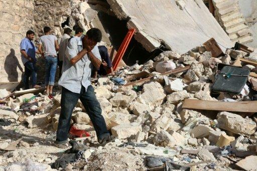 Syria: 28 orang awam terbunuh dalam serangan di Aleppo