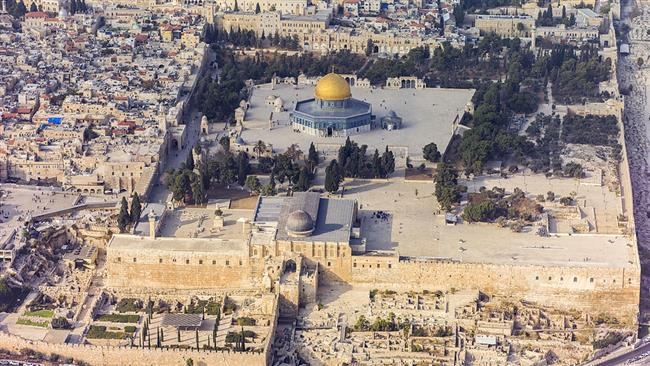 Israel bina Kuil Ketiga Yahudi di tapak Masjid al-Aqsa