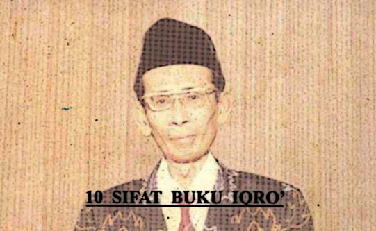 Kyai Haji As'ad Humam, insan istimewa yang mengasaskan kaedah Iqra'