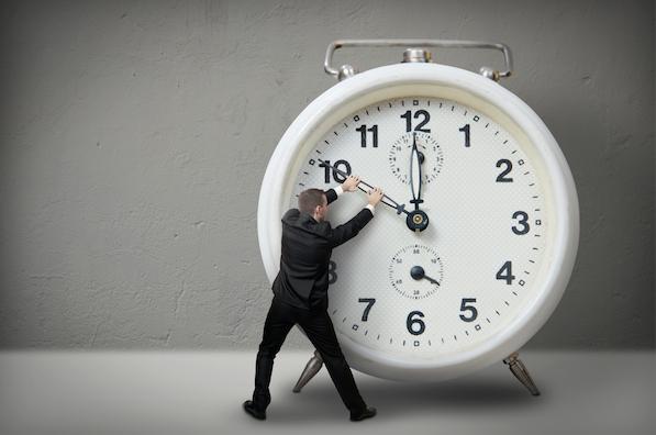 Perahan masa dan 4 ciri orang yang berjaya