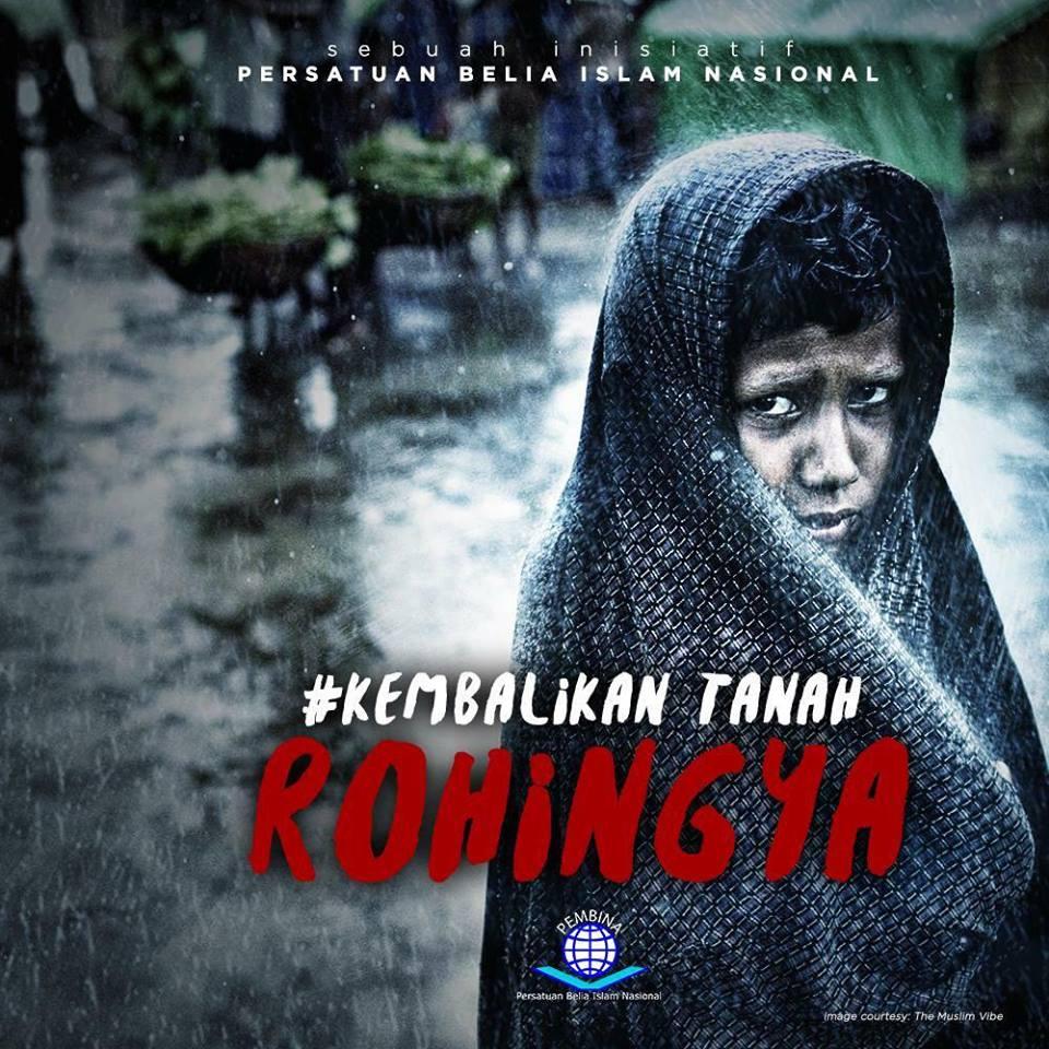 pembina-rohingya