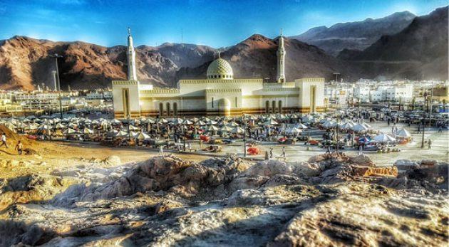 Masjid di bukit Uhud dibuka semula sebelum Ramadan
