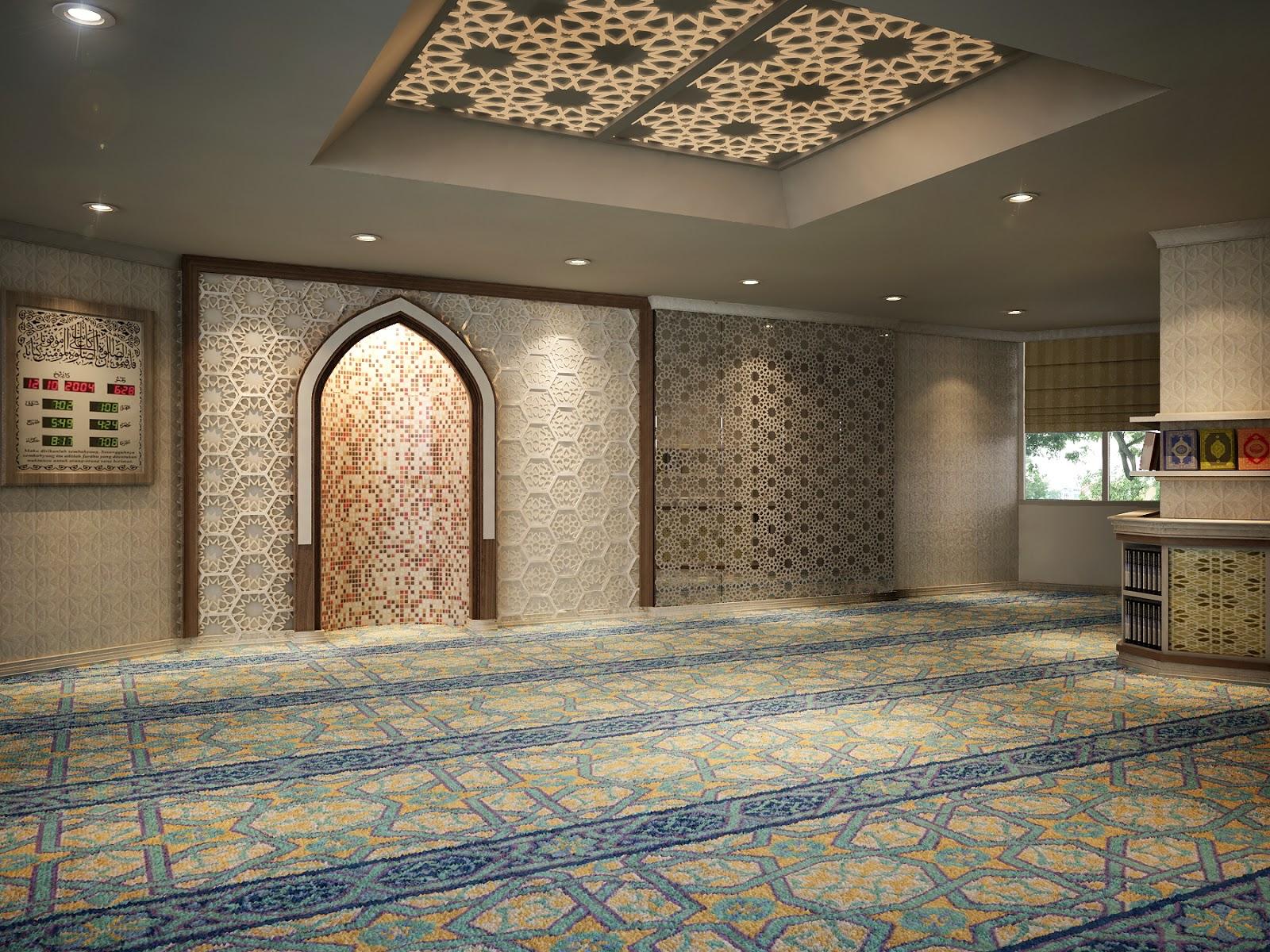 Bolehkah melakukan iktikaf di dalam surau? – Indahnya Islam