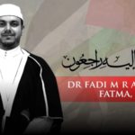 Wajahnya tenang dan berseri: Dr Fadi Albatsh
