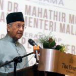 Tun Dr Mahathir gesa umat Islam bersatu, ketepikan perbezaan politik