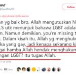 Hanya Allah Boleh Menghukum LGBT?