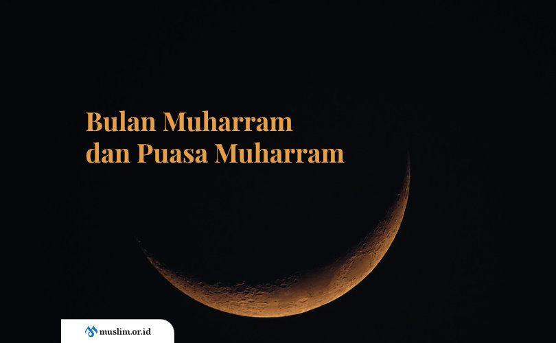 Bulan Muharram dan puasa Muharram