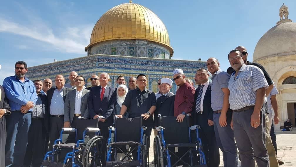 Umat Islam wajar mengunjungi Masjid Al-Aqsa: Mufti Perlis