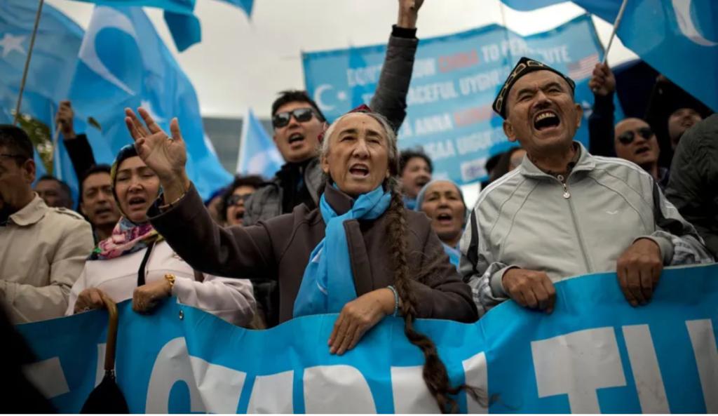 Solat hajat doakan umat Islam Uighur