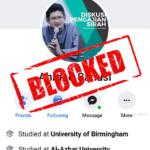 Dr Ahmad Sanusi: Mengapa saya yang disekat?