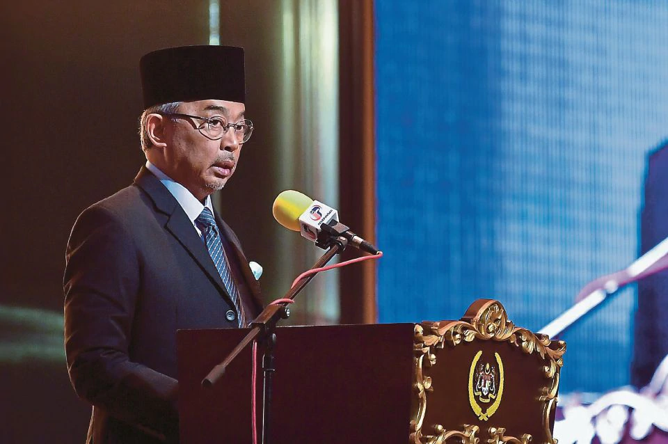 Agong anjur majlis perbincangan perkukuh pentadbiran institusi agama Islam negeri