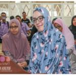 Alunan al-Quran dari Masjid UMT penyebab penuntut dari Itali ini peluk Islam