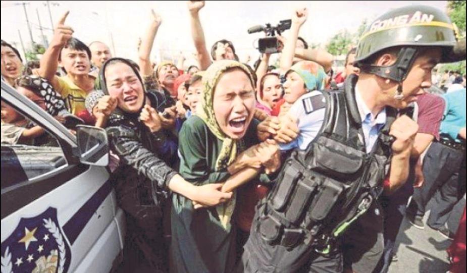 Penindasan etnik Uighur berterusan