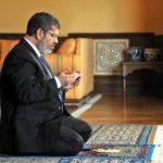 Memperingati Morsi sempena pemergiannya
