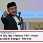 Tidak salah membantu produk Muslim