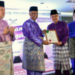 Adam Corrie dilantik duta MAIWP dan ketua ikon program Jom Celik Al-Quran