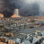 Darurat dua minggu diisytihar di Beirut susulan letupan