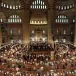 Indahnya solat Aidildha pertama di Masjid Hagia Sophia