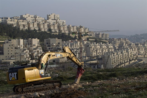 Israel robohkan lagi rumah Palestin, luaskan penempatan haram