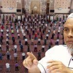 Buka masjid supaya umat dapat solat hajat berjemaah ketika musibah