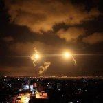 Pesawat tempur Israel bom lokasi kedudukan Hamas