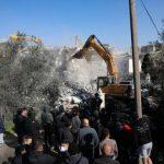 Zionis zalim roboh rumah pengawal Masjid al-Aqsa