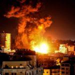 Makin rakus! Israel lancar lebih 80 serangan udara ke Gaza hari ini
