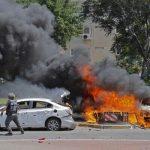 Hamas lancar 137 roket ke bandar Ashdod, Ashkelon