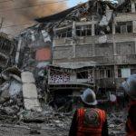 Gaza kitar semula runtuhan ketika Israel sekat barang pembinaan