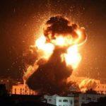 Gaza diserang lagi!
