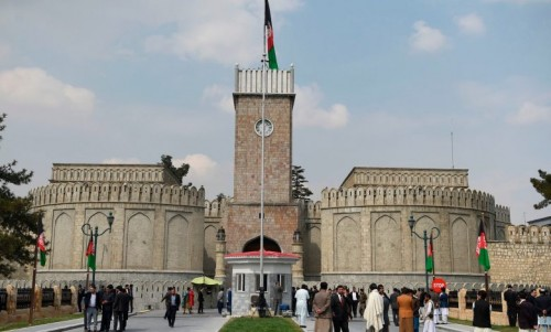 Serangan roket sasar Istana Presiden Afghanistan gagal