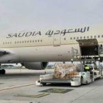 Bantuan perubatan COVID-19 sumbangan Arab Saudi tiba di Malaysia