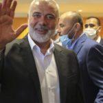 Ismail Haniyeh dipilih semula sebagai pemimpin Hamas