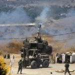 Jet haram Israel lancar serangan udara ke atas Lubnan